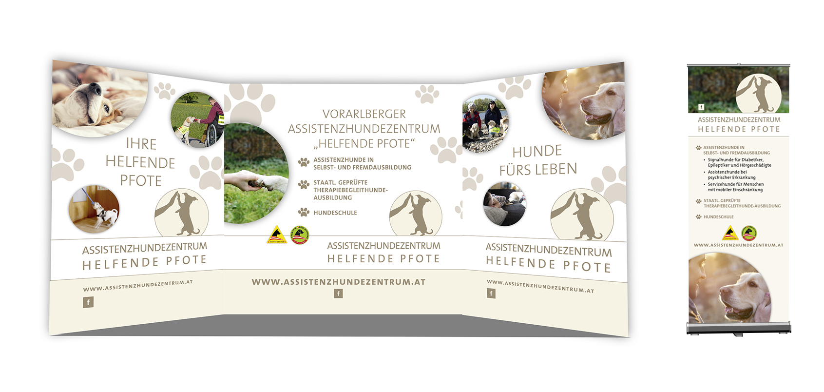 Messestand, fair stand, inspiration design, assistenzhunde, hund 2015, coole messestände