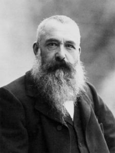 painter-62934_1920, Claude Monet, Portrait, impressionismus