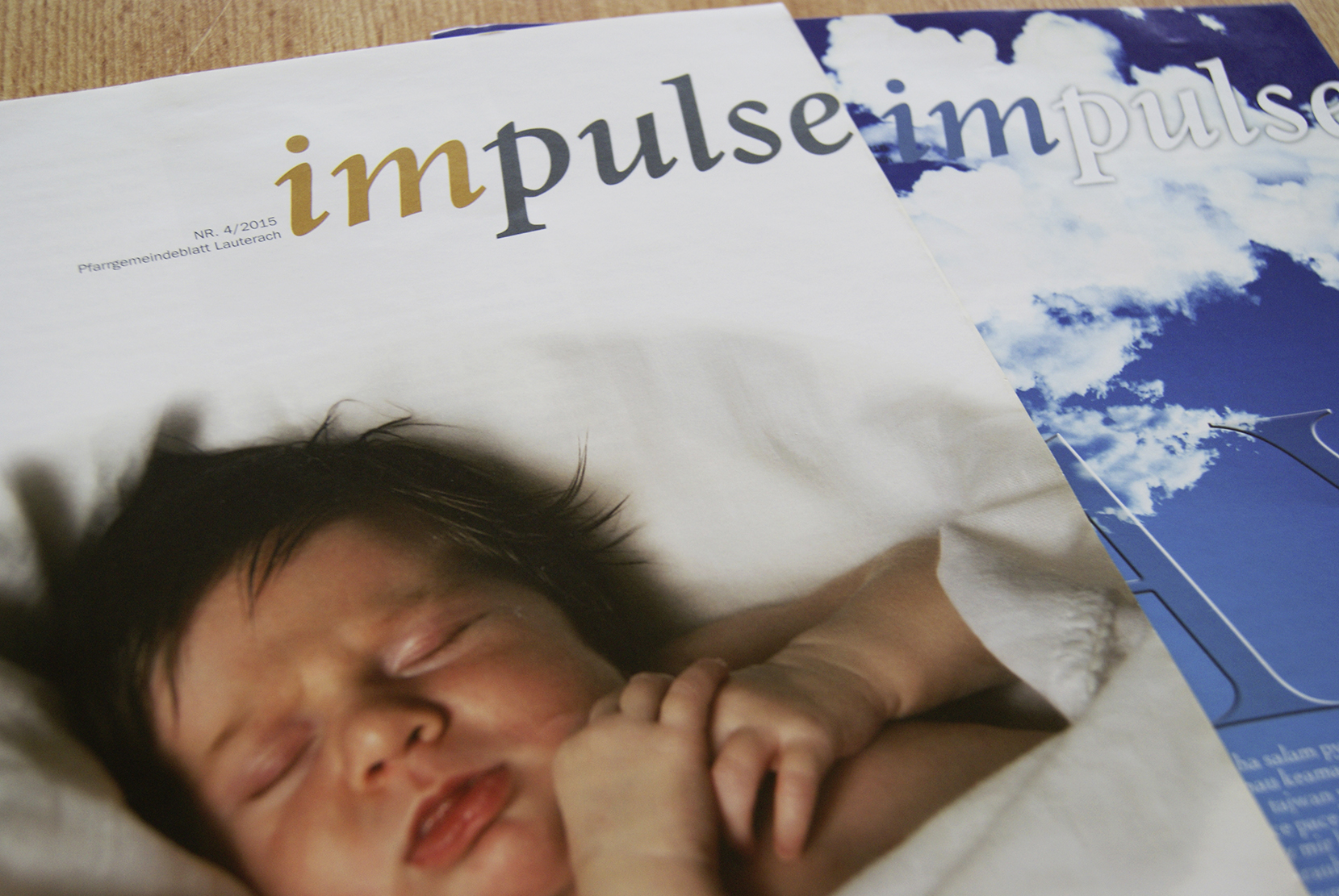 Impulse Lauterach, addesign, let love guide your way, friede auf erden, Kirchenblatt Vorarlberg, Pfarrzeitung Vorarlberg, vorarlbgerger Kirchenblatt, Lauteracher Kirchenblatt, Lauterach