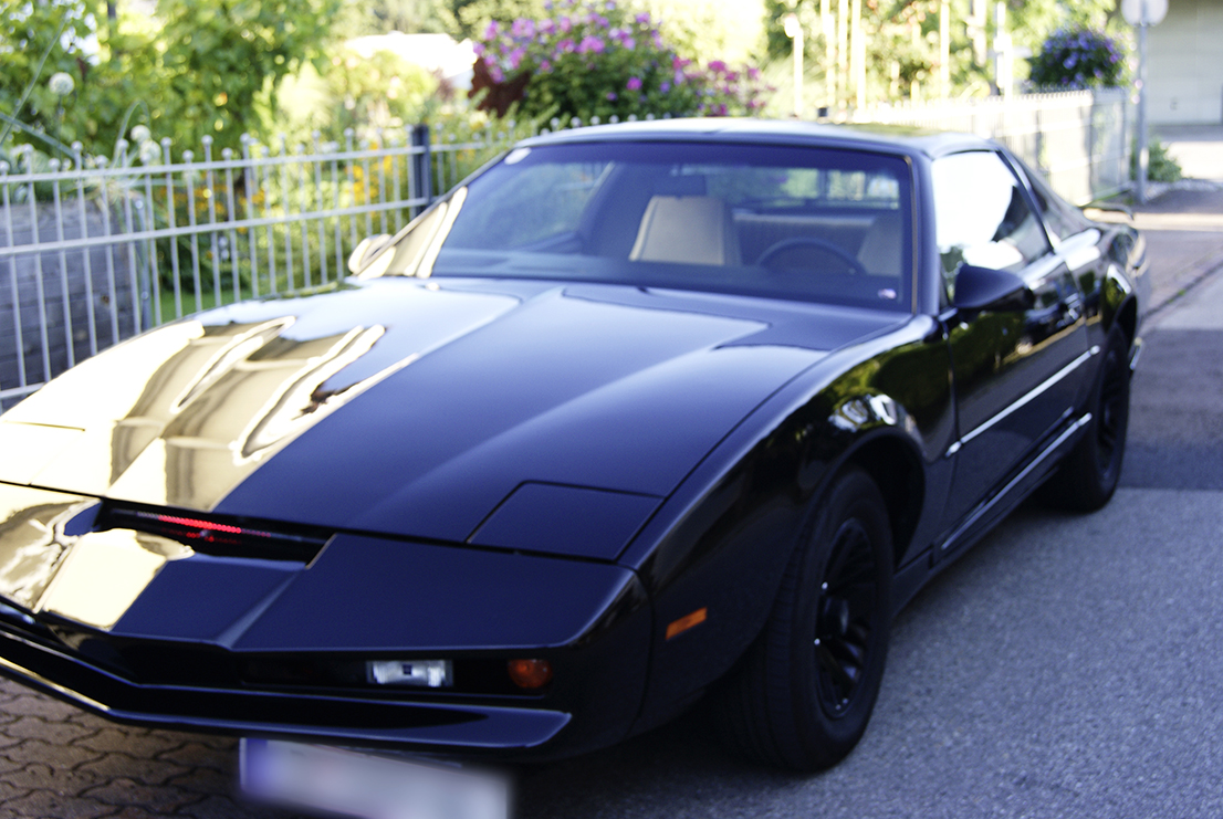 Knight Rider, David Hasselhoff, black, let love guide your way,