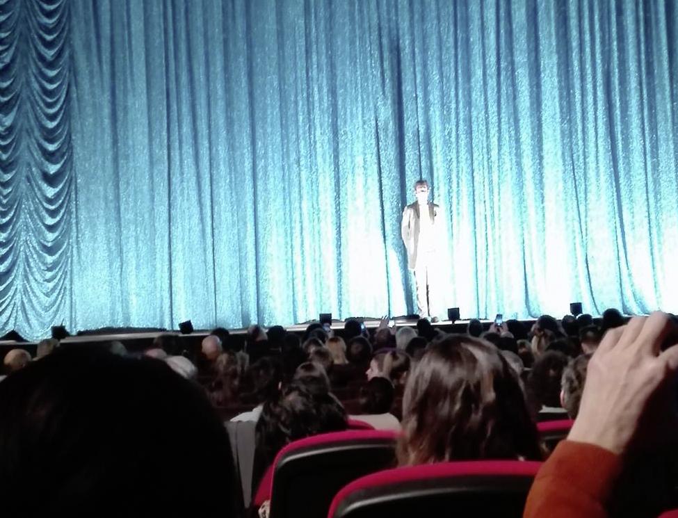 Stefan Sagmeister, Fräulein Heimlich, Heimlich, Fraulein Heimlich, The happy Film, Stefan Sagmeister Premiere, Sagmeister in Bregenz, Metro Kino, let love guide your way